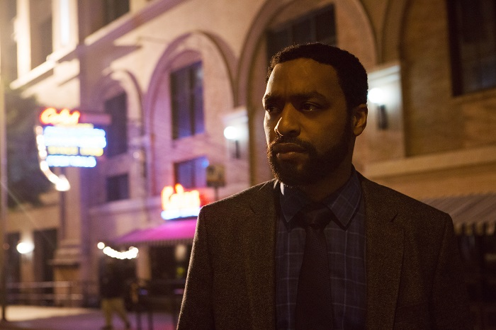 CHIWETEL EJIOFOR stars in SECRET IN THEIR EYES.