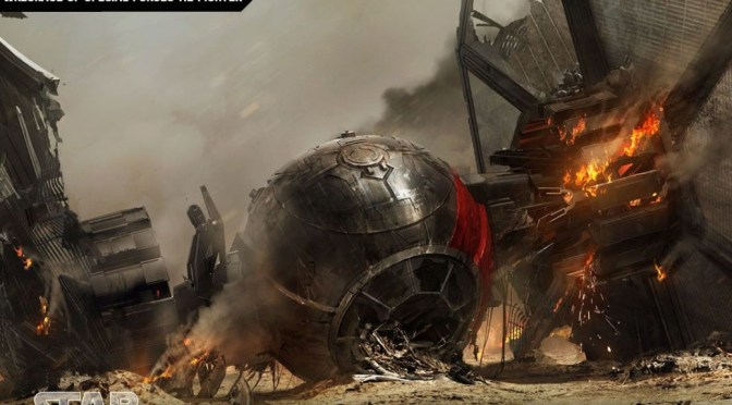 Star Wars: Card Trader Update Features 'The Force Awakens' Artwork