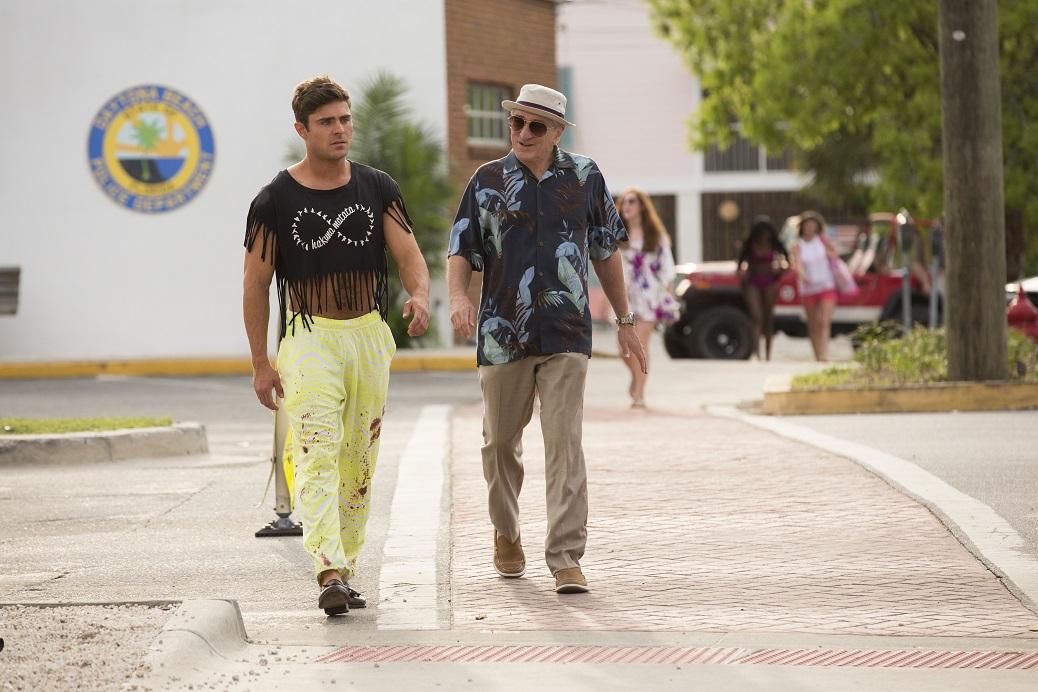 Dirty Grandpa - Zac Efron & Robert De Niro