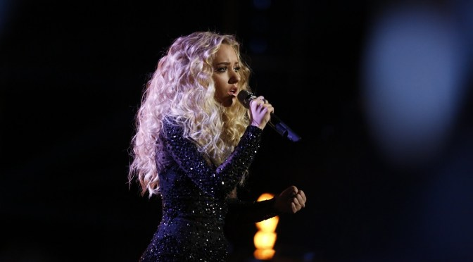'The Voice' Final 4: Emily Ann Roberts to Challenge Jordan Smith for Crown