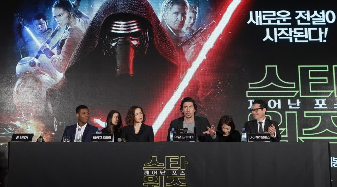 Review: 'Star Wars: The Force Awakens' Is Space Opera Of The Highest Order