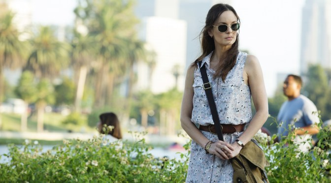 Sarah Wayne Callies Talks 'Colony' & Acting Journey