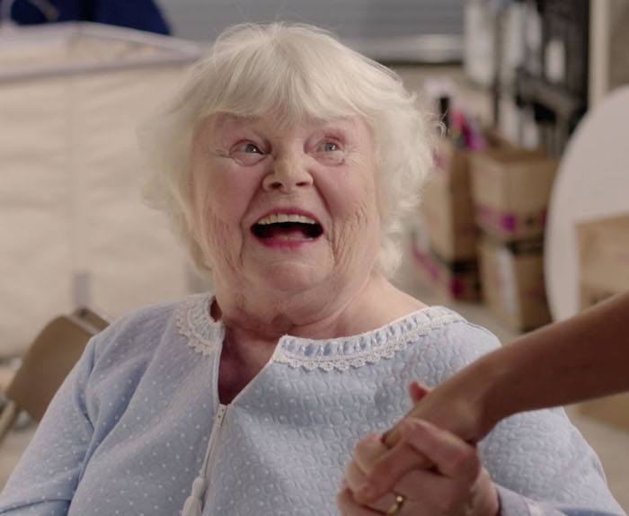 June Squibb as Judy in the drama DzA COUNTRY CALLED HOMEdz an ALCHEMY and ARC Entertainment release. Photo courtesy of ALCHEMY and ARC Entertainment