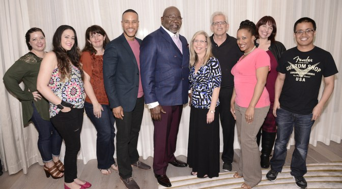 "T.D. Jakes Talks ""Qualitative"" Story of 'Miracles From Heaven'"