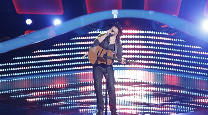 The Voice Blind Auditions, Night 2: Adam Wakefield, Angie Keilhauer + Kata Hay Bring Country Cool