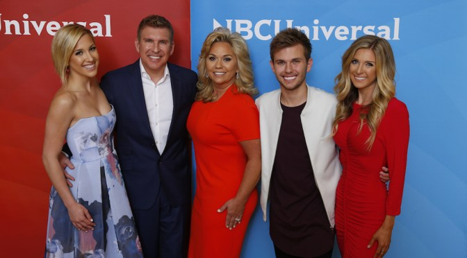 'Chrisley Knows Best' Stars Appreciate Success But Focus Is Family