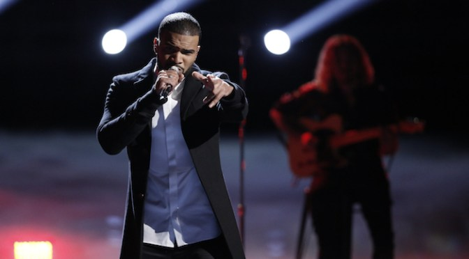 The Voice Top 9: Ruling With Restraint