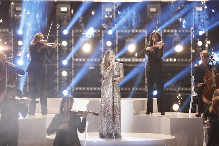"""THE VOICE -- """"Live Finale""""  Alisan Porter -- (Photo by: Tyler Golden/NBC)"""