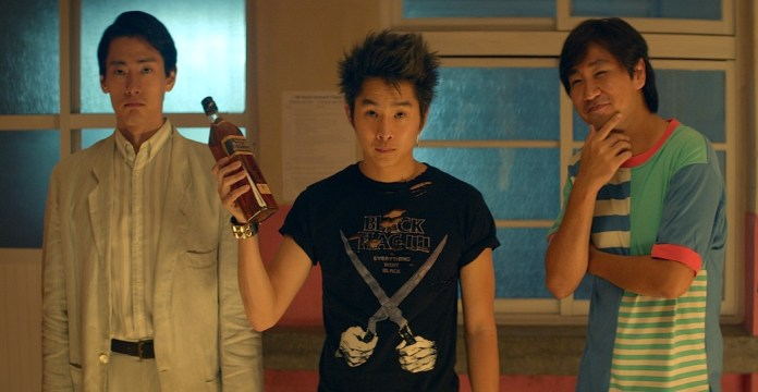 Justin Chon Talks 'Seoul Searching' Journey And Universal Story