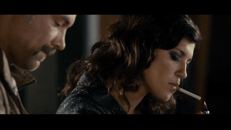 Greg Stuhr and Kelsey Siepser in 'The American Side.'