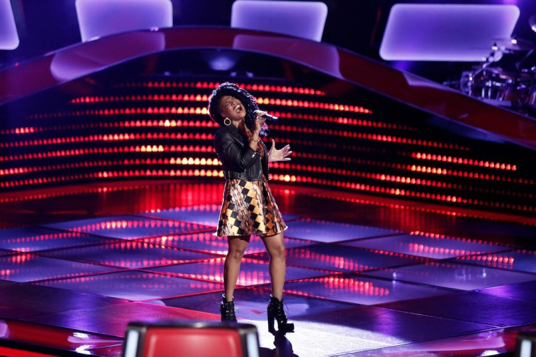 'The Voice' Blinds: Courtney Harrell, Blaine Long Lead Coaches Final Picks