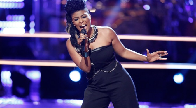 'The Voice' Knockout Rounds, Night 2: Going Deep, Ranking High