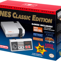An Oldie But Goodie: Nintendo's Original NES Makes A Comeback