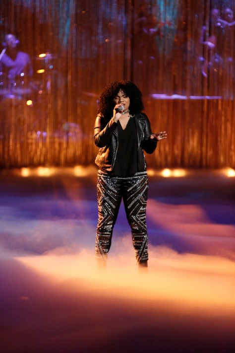 "THE VOICE -- ""Live Top 10"" -- Pictured: Wé McDonald -- (Photo by: Tyler Golden/NBC)"