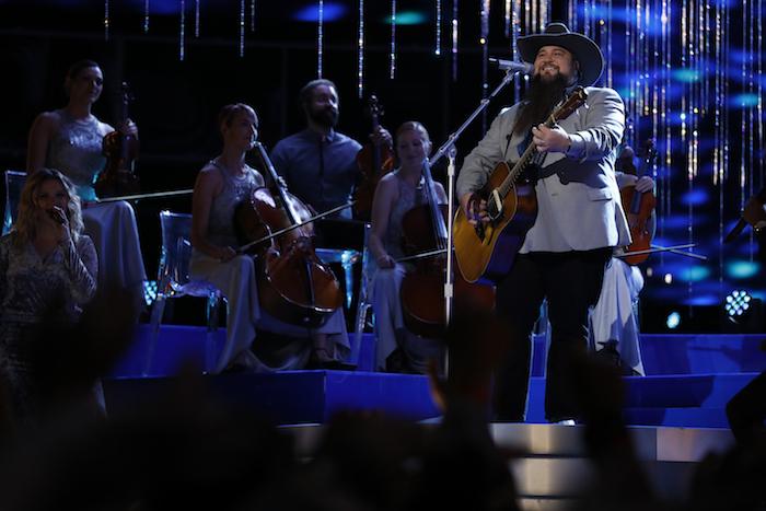 "THE VOICE -- ""Live Finale""  -- Pictured: Sundance Head -- (Photo by: Trae Patton/NBC)"