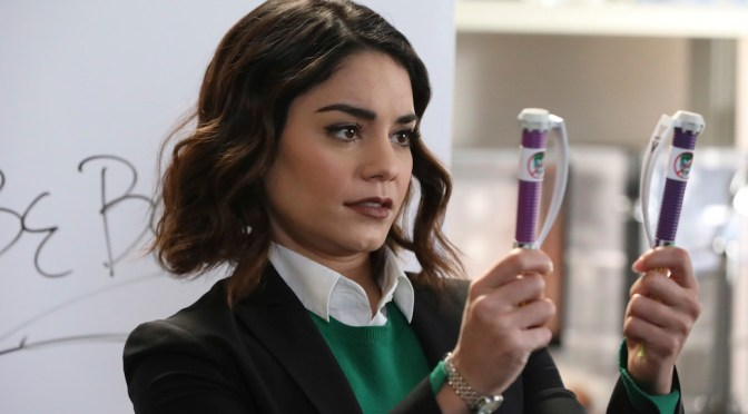 VIDEO: Vanessa Hudgens Talks 'Powerless' And Taking Chances