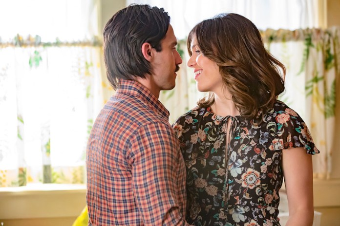 "Milo Ventimiglia, Mandy Moore - ""This Is Us"""