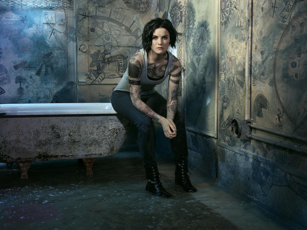 Jaimie Alexander - Blindspot (NBC)