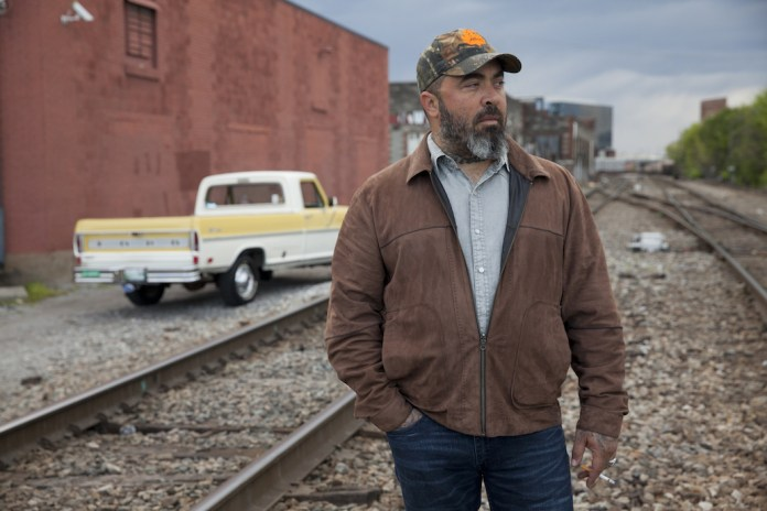 Aaron Lewis - Courtesy of Big Machine Records