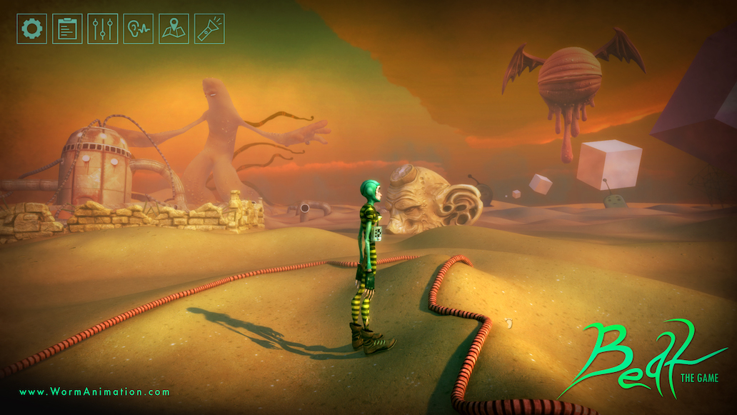 'Beat The Game' Aims For Epic Audio Landscapes For Dali Minded Gamers