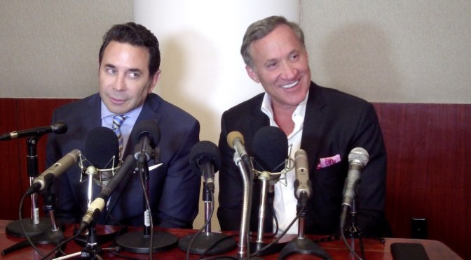 VIDEO: Success Hasn't Changed 'Botched' Doctors Terry Dubrow And Paul Nassif