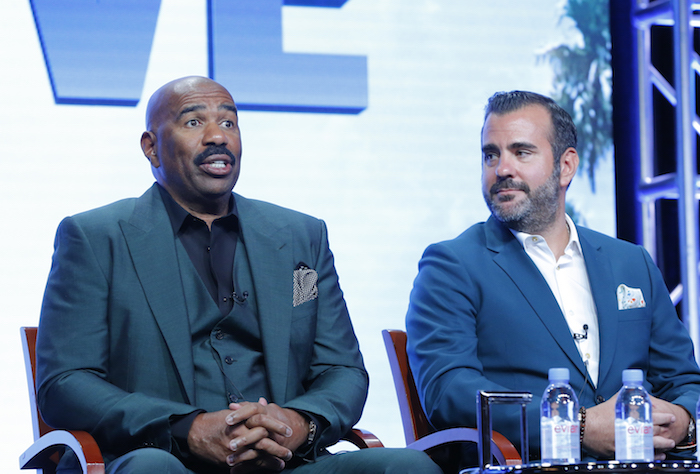 "Steve Harvey Addresses Haters: ""Flies Always Need Fresh Doo-Doo"""