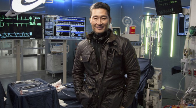 Daniel Dae Kim Sets Producing Path With 'The Good Doctor'
