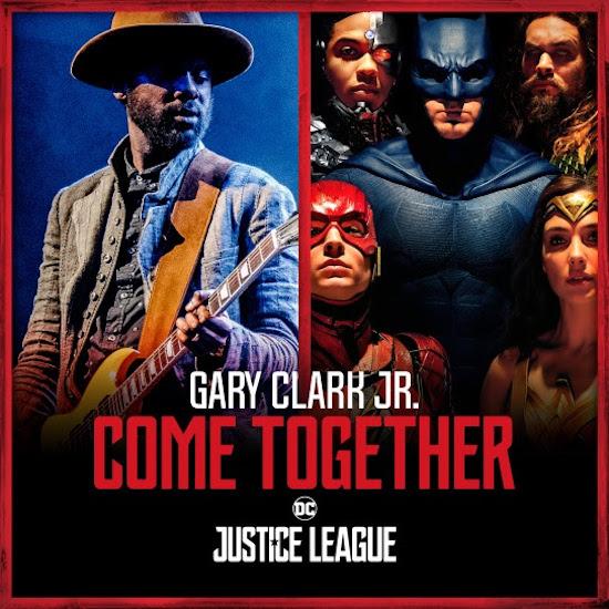 Gary Clark Jr. - Justice League
