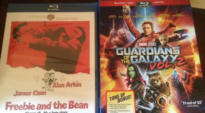 'Guardians of the Galaxy Vol. 2' & 'Freebie And The Bean' Blu-Ray Giveaway