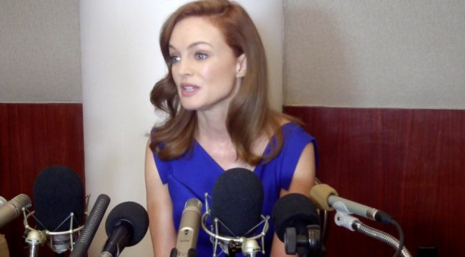 Movie Love: Heather Graham Talks 'Sophie's Choice' And 'The Godfather'