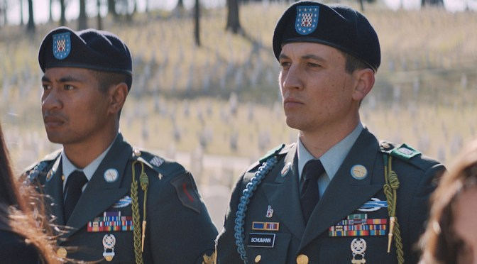 Miles Teller Aims To Get It Right With 'Thank You For Your Service'