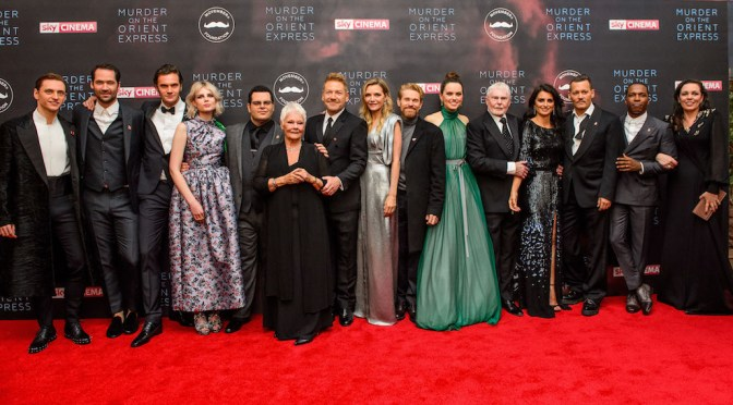 "Kenneth Branagh Praises Actors Who Boarded The ""Orient Express"""