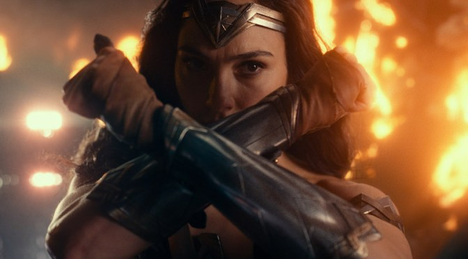 "Gal Gadot Sees 'Wonder Woman' As The ""Glue"" Of 'Justice League' Dynamic"