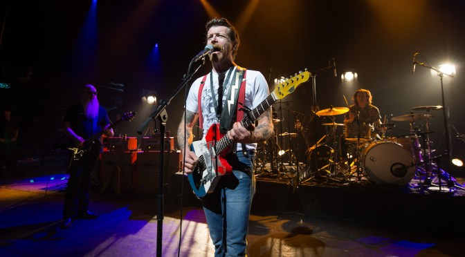 Blu-Ray Spotlight: 'Eagles of Death Metal: Nos Amis' (Our Friends)