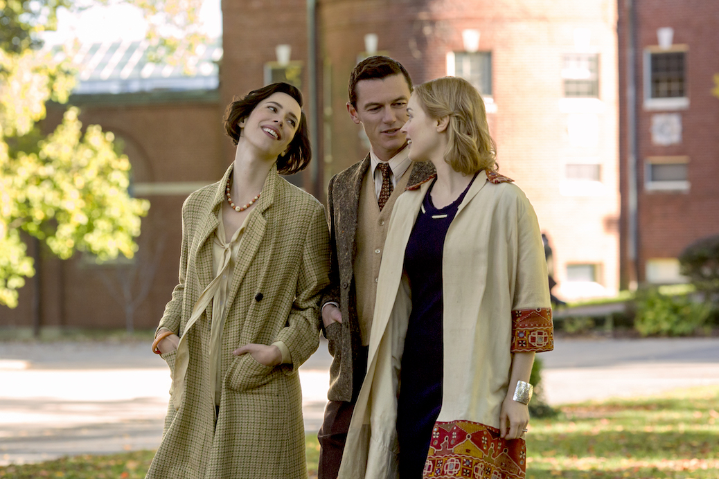 'Professor Marston and the Wonder Women' Hits Blu-Ray In January