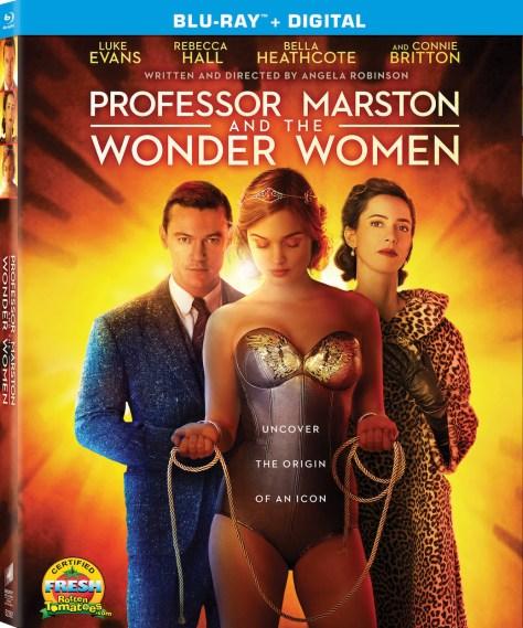 Professor Marton and the Wonder Women