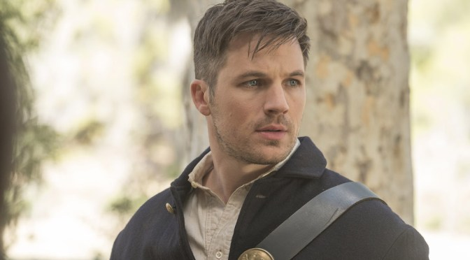 "Matt Lanter Praises 'Timeless' Universe: ""We Tell Diverse Stories"""
