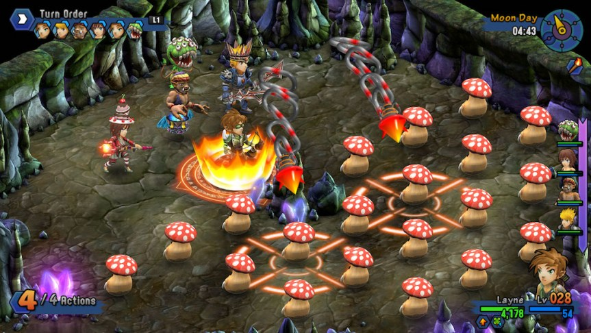 'Rainbow Skies' Review: An Immersive RPG Game Shines On PS4