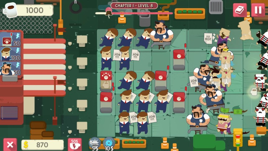 Tower Defense Title 'Hipster Attack' Hits iOS And Android On August 16