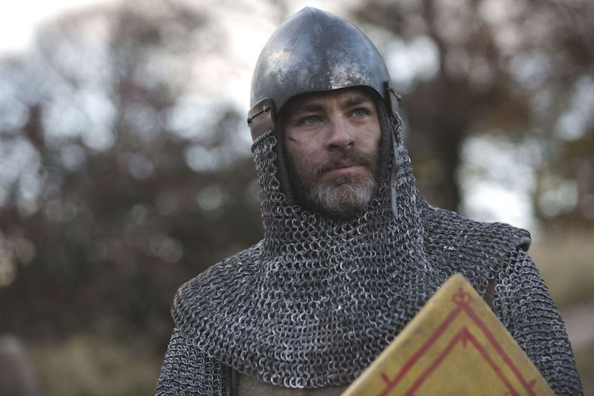 Trailer & Images: Chris Pine Seeks Royal Vengeance In 'Outlaw King'