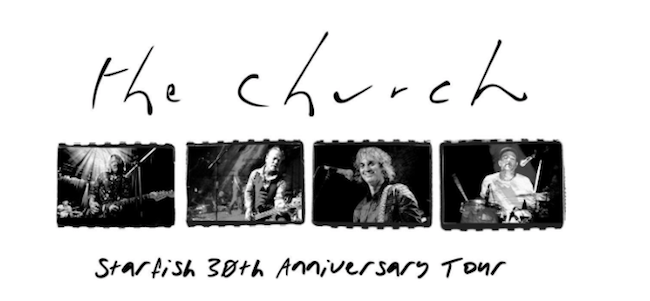 The Church Celebrates 30 Years Of 'Starfish' With U.S. Tour