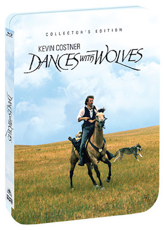 'Dances With Wolves' Blu-Ray Steelbook Edition Hits November Via Shout! Factory