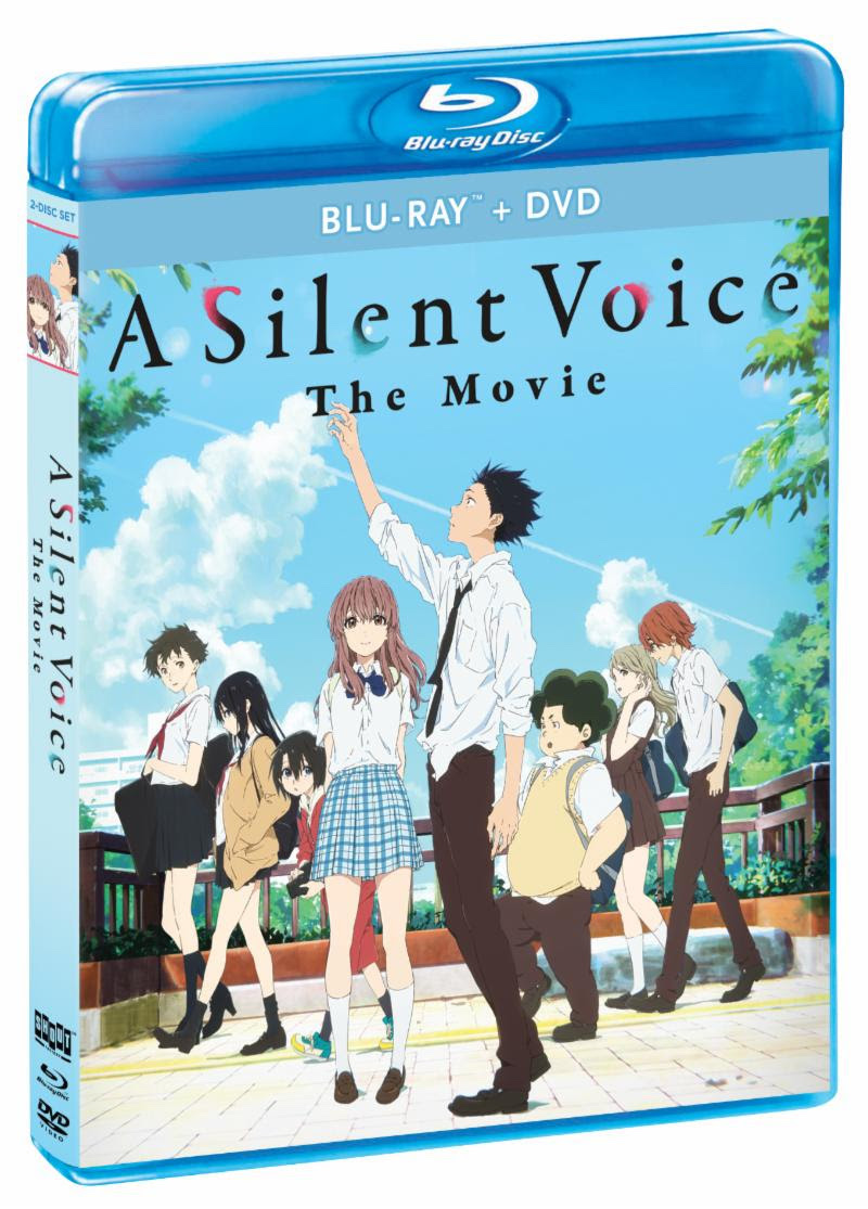 Acclaimed Anime Flick 'A Silent Voice' Hits Blu-Ray In April