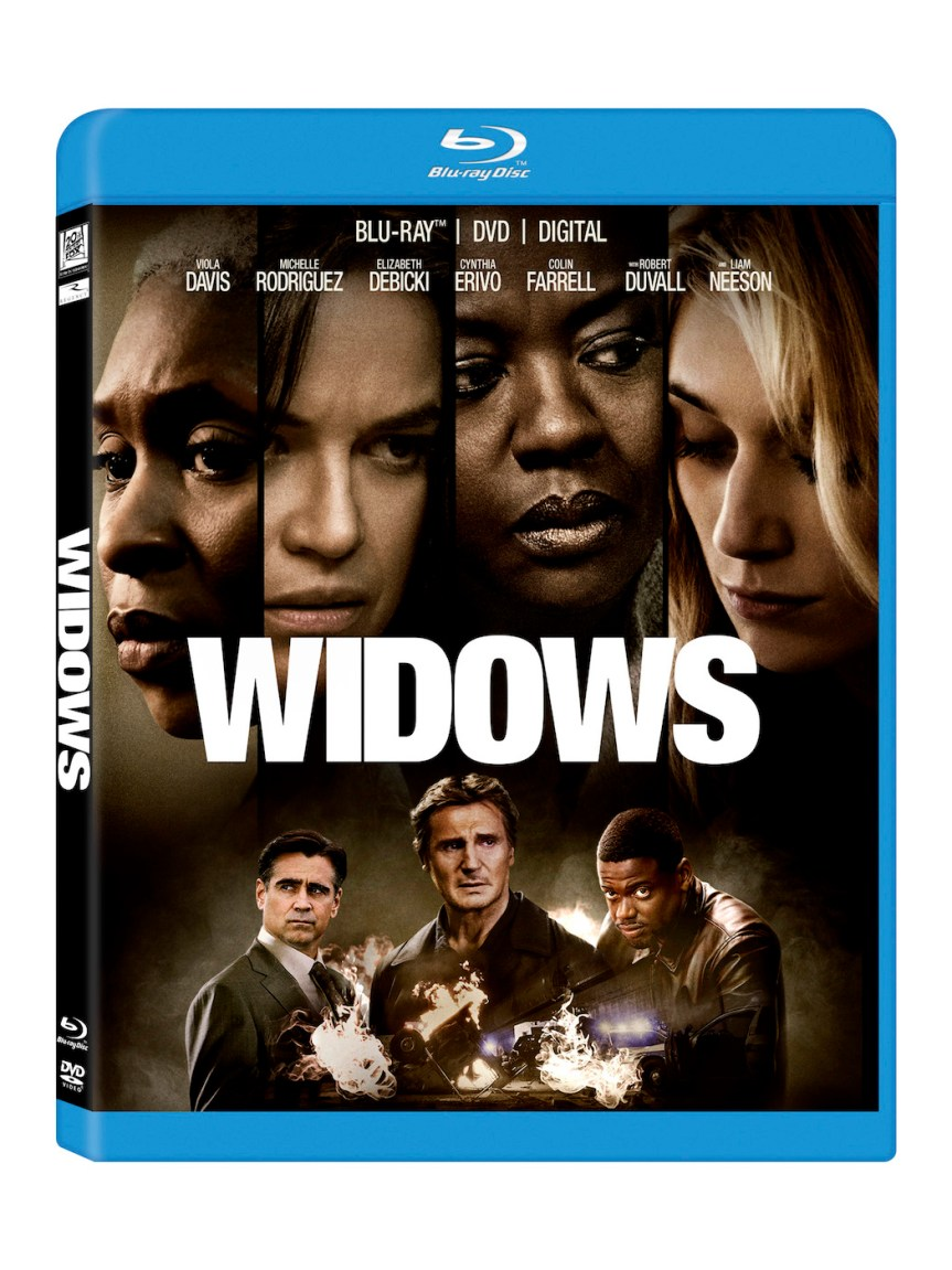 Viola Davis Powered 'Widows' Hits Blu-Ray In February