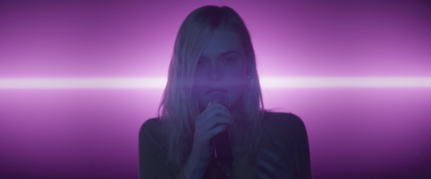 "Elle Fanning Takes On Ellie Goulding's ""Lights' In Latest 'Teen Spirit' Trailer"