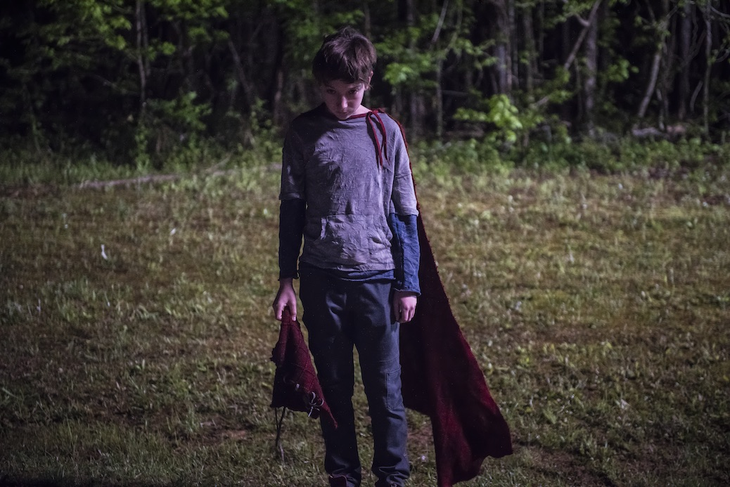 """The Gunns Are Back In Town In """"Super"""" Sized 'Brightburn' Trailer"""