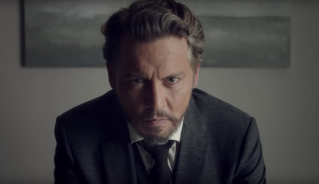 A Terminal Johnny Depp Is Living His Best Life In 'The Professor' Trailer