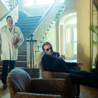 John Travolta And Morgan Freeman Flick 'The Poison Rose' Hits Blu-Ray In June