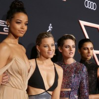 "Ella Balinska Discusses The ""Sisterhood"" And ""Strength"" Behind 'Charlie's Angels'"