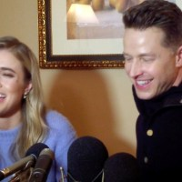 Video: Melissa Roxburgh And Josh Dallas On 'The Pelican Brief' And 'The Shining'